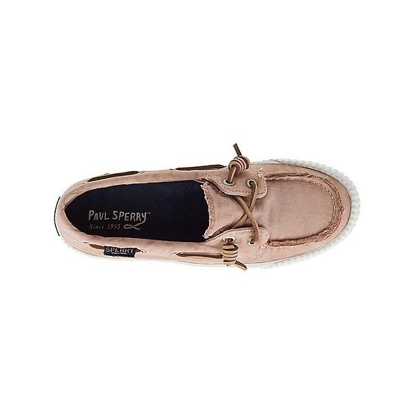 Women's Paul Sperry Sayel Away Sneaker ❤ liked on Polyvore featuring shoes, sneakers, light weight shoes, sperry topsiders, sperry sneakers, sperry top-sider sneakers and slip on boat shoes