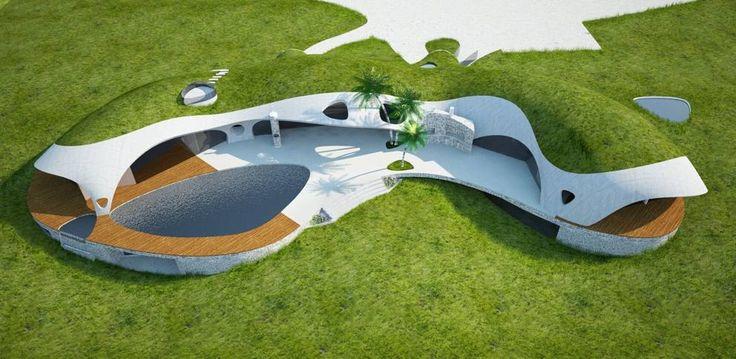 Binishells: le case di cemento «gonfiabile» di origine italiana