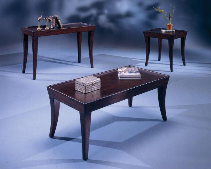 Bernards 8430 Versailles Merlot Coffee Table Set & 26 best Coffee Table Sets images on Pinterest   Coffee table sets ...