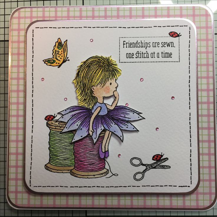 Hunkydory For the love of stamps