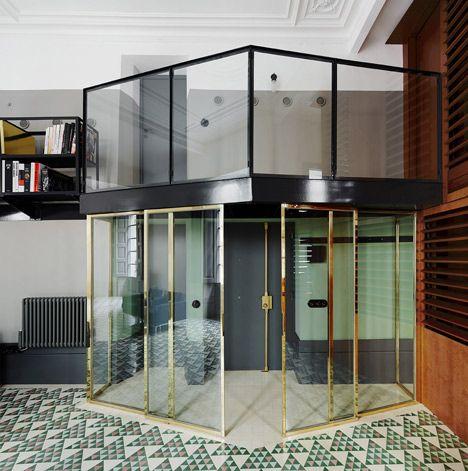 Carrer Avinyo 34 by David Kohn Architects #interiors