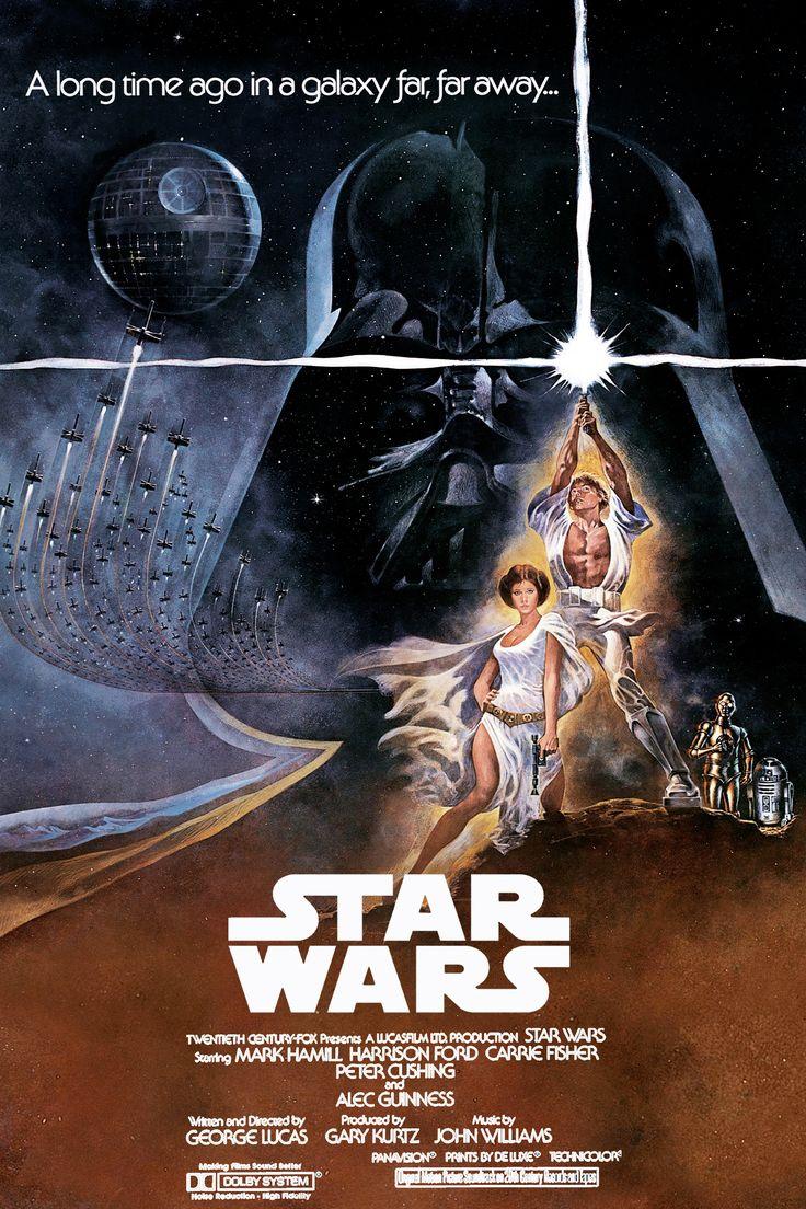 Star Wars, Tom Jung (1977)   19.5. 2016, www.nco.is IoT, www.netkaup.is
