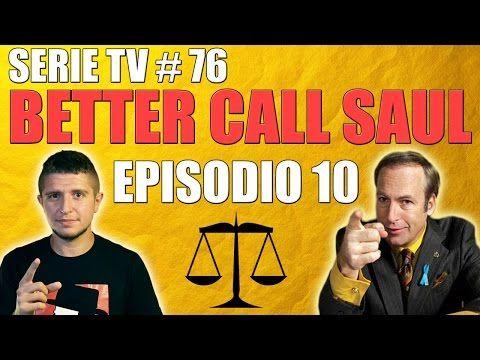 Better Call Saul 1x10 Marco - Season Finale - Recensione episodio 10 stagione 1 - YouTube