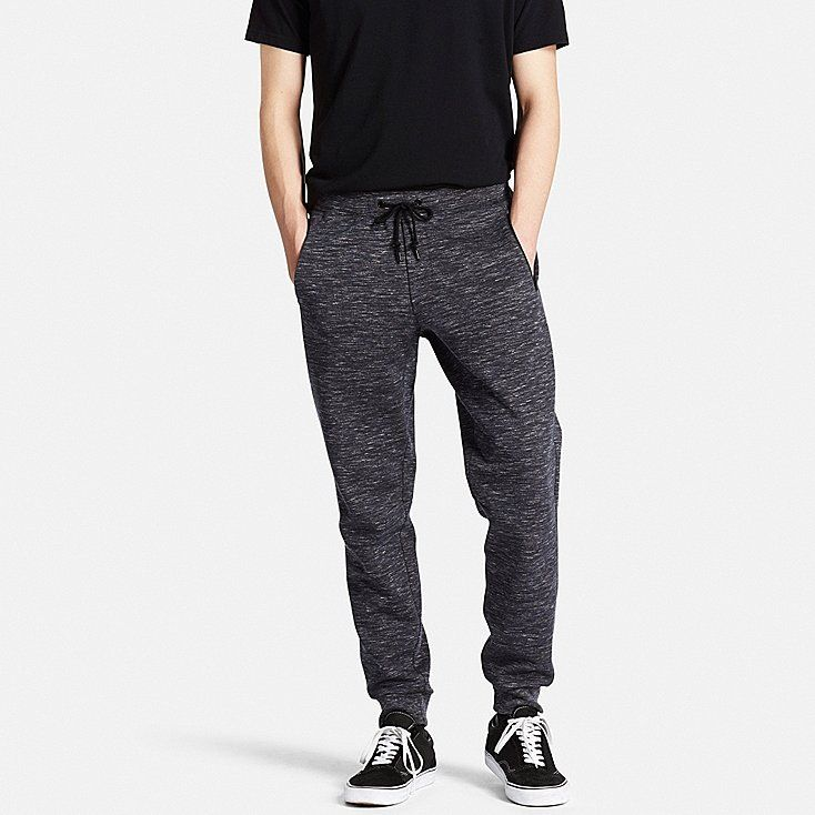 Uniqlo - Men DrY Stretch Sweatpants (Sz M, Grey, Dark Grey, Black, Blue, Navy)