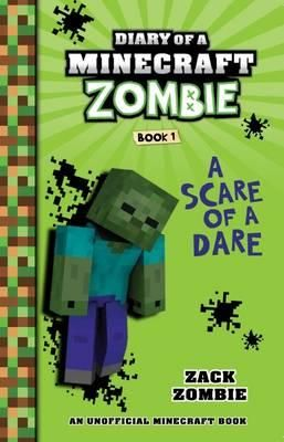 Zack Zombie (William and Gena Pena), A Scare of a Dare (Diary of a Minecraft Zombie #1), Scholastic Australia, 1 Nov 2016, 96pp., Special Price $5.00 (pbk),  ISBN: 9781743811504 This book is funny – laugh out loud in the middle of the train funny. I got one of two weird looks while reading this on the trainRead More