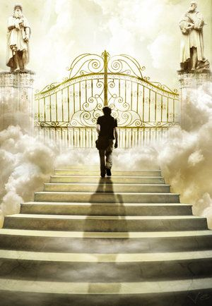 Final adventure: Go to Heaven & meet my Heavenly Father!