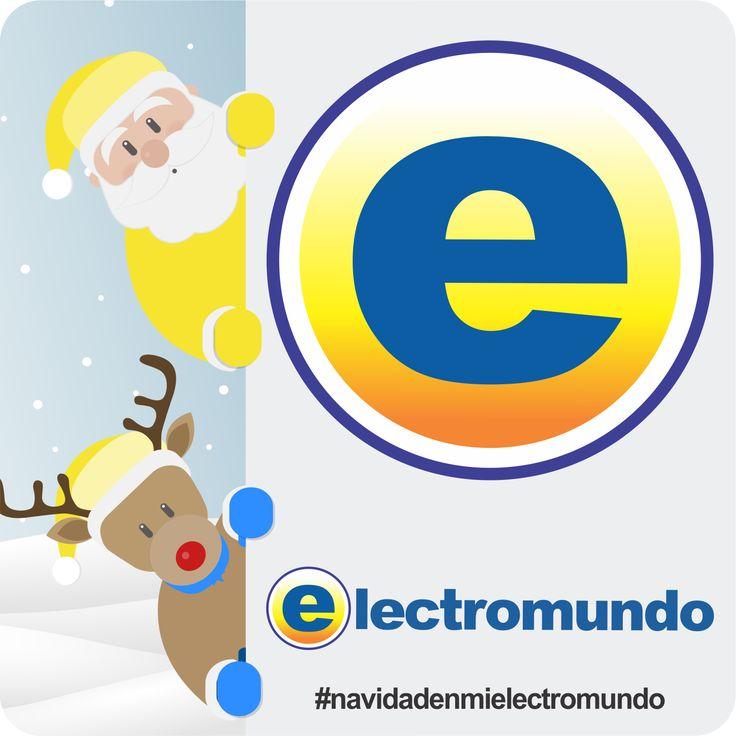 #navidadenmielectromundo