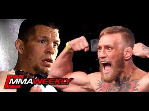 MMA Conor McGregor Wants Nate Diaz Trilogy on His Terms