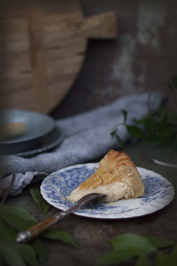 Pastel vasco, gateau basque, receta autentica y tradicional