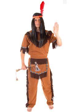 Red Indian CostumeHistorical Costumes