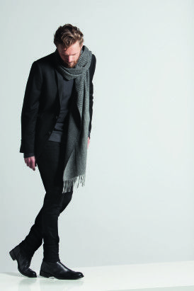 Men Fall 2014   Collections   Holzweiler Scarves