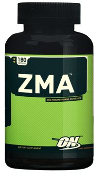 Why take a ZMA supplement?