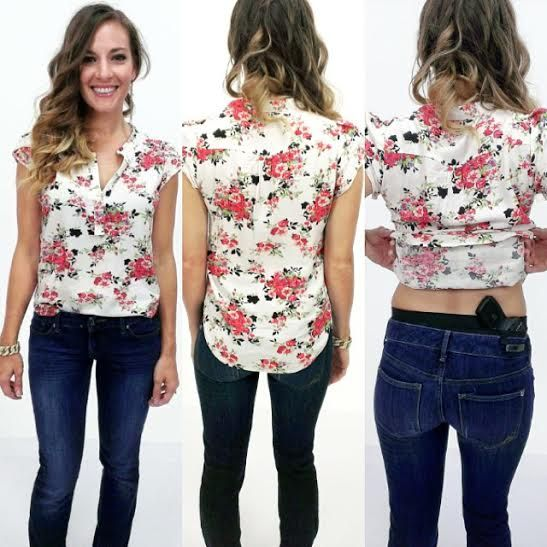 Best 25 concealed carry shirt ideas on pinterest for Pro carry shirt tuck