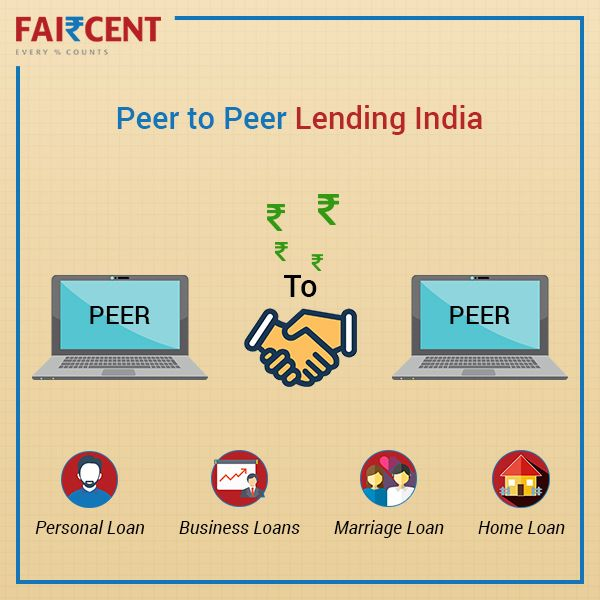 P2p Lending Platform Works Out Perfectly For Someone Who Needs To Quickly Raise Money Business Needs Often Peer To Peer Lending P2p Lending How To Raise Money