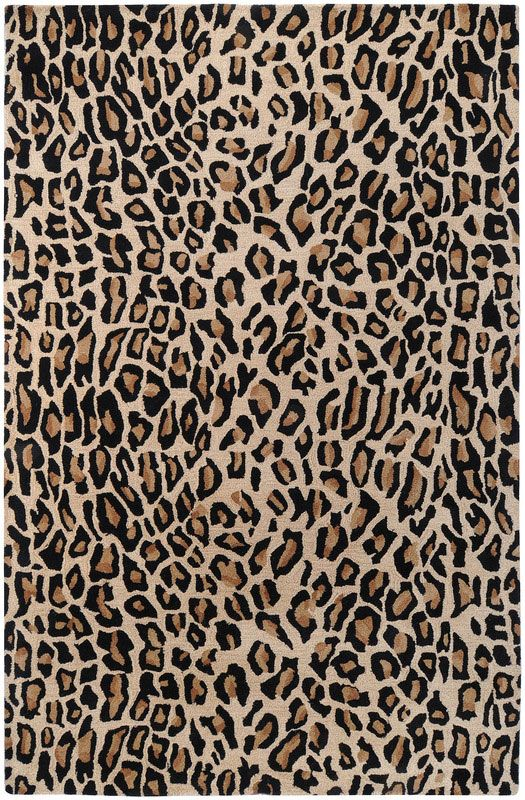 Leopard print background.