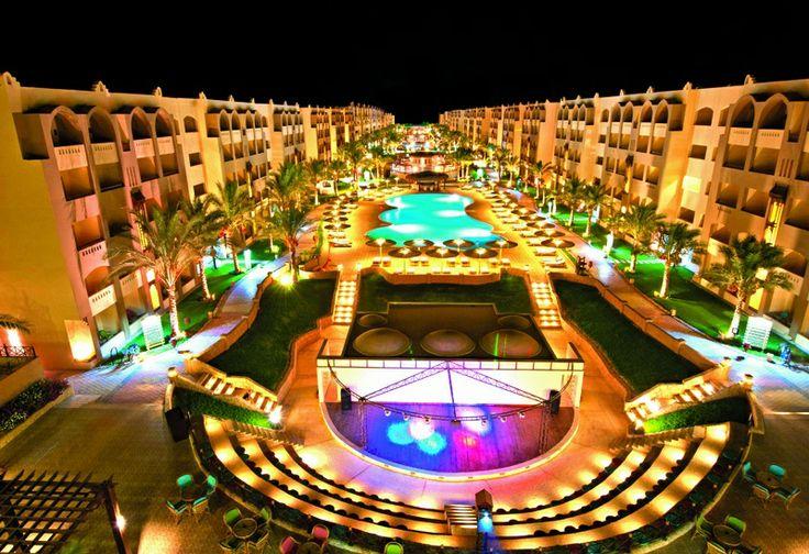 Hotel Nubia Aqua Beach Resort 5*