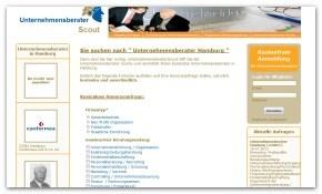 Unternehmensberater in Hamburg