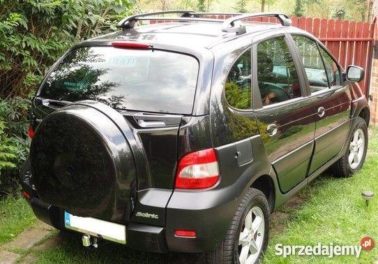 Renault Scenic RX4 130 skóra 162 Bydgoszcz sprzedam