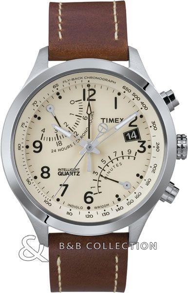 Ceas Timex Intelligent Quartz Fly-back Chronograph T2N932