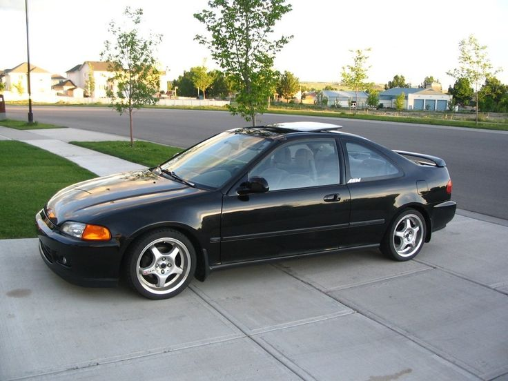 1995 Honda Civic SI Coupe
