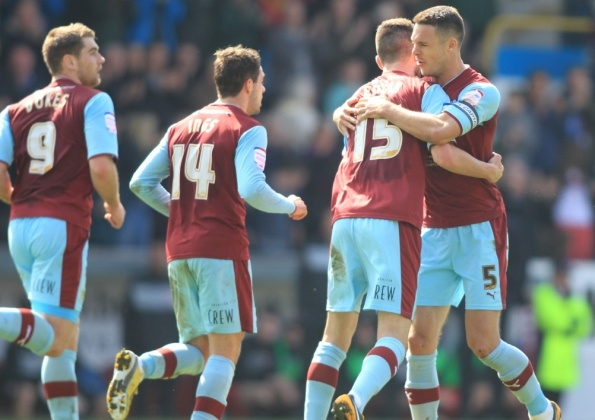 Clarets boss Sean Dyche is eager to mathematically confirm Burnley's Championship status as soon as possible so he can formulate his plans for the summer.