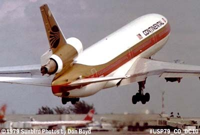 Continental DC10-10
