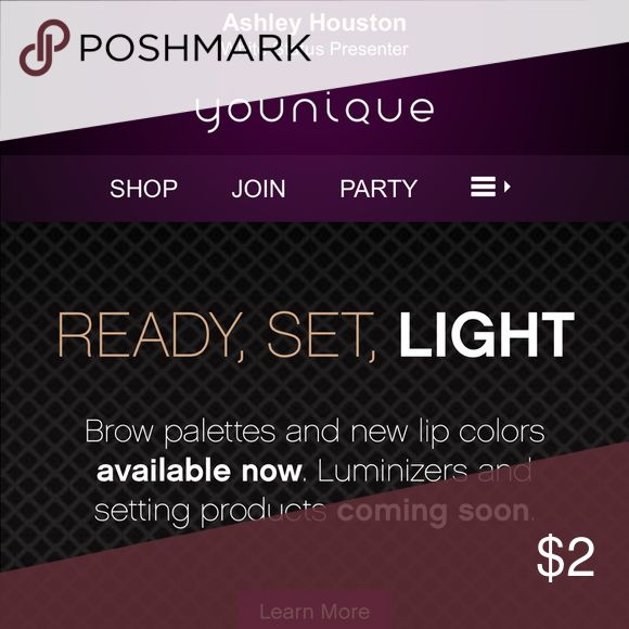 Check Out My Makeup Website!💄💋 I am a presenter for Younique Cosmetics, which sells a wide variety of makeup products for the face, eyes, lips, and body, as well as makeup tools! My website is www.youniqueproducts.com/AshleyPearlHouston . You can buy products here or become a seller just like me and make an extra income each month😍 Makeup