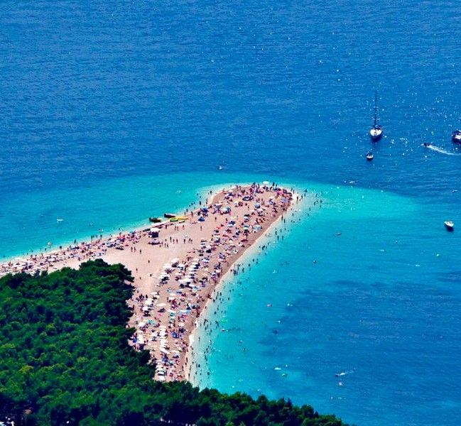 Top 10 beaches... Bol, the island of Brac,Croatia: Brac Croatia, Beautiful Croatian, Croatia Beaches, Croatian Beaches, Beautiful Places, Tops Croatia, Amazing Croatia, 10 Beaches, Tourism Croatia