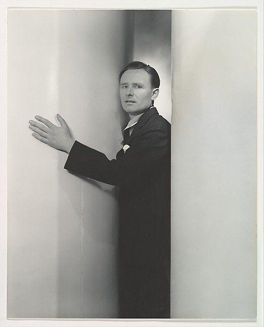George Platt Lynes - Christopher Isherwood, February 1939