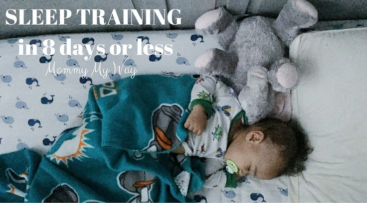 Sleep Training my 10 month old in 8 days or less Zay has never been a great sleeper. Think back to his 4 month sleep regression that lasted well over 2 months. Also understand that I have had to physically rock him to sleep every night and for every nap. He has never, and I…