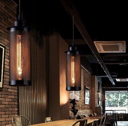Les 10 meilleures id es de la cat gorie lampes suspendues industrielles sur p - Eclairage loft industriel ...