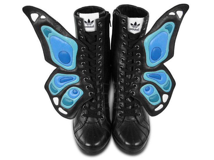 Jeremy Scott Wings 3.0 Batman