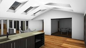 vaulted ceiling kitchen - Google Search