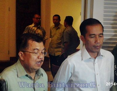 #PresidenJokowi dan Wapres Jusuf Kalla -1