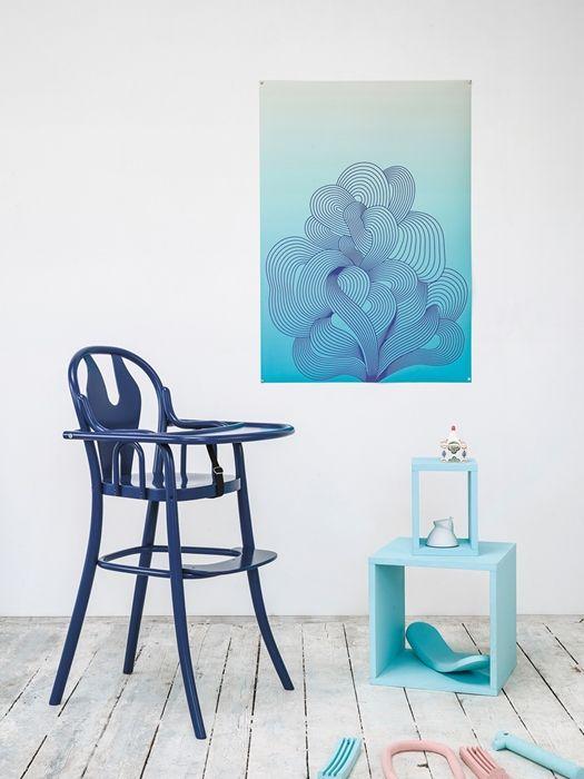 Dětská židle Petit 114 | TON a.s. - Židle vyrobené lidmi