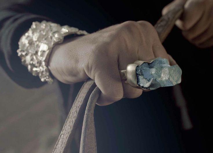 We Can Pretend: Bjorg Jewellery lookbook 2011
