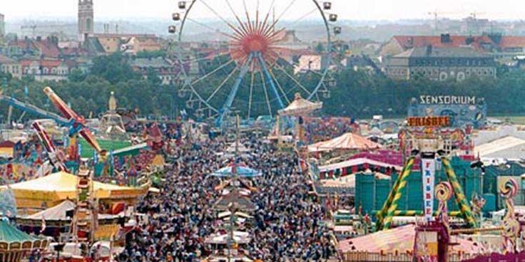 12 ottobre 1810: Ha inizio il primo Oktoberfest