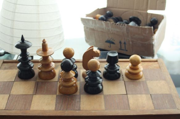 17 Best Images About Home Deco Chess Sets On Pinterest