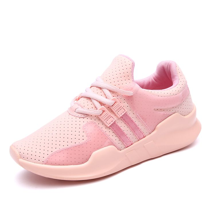 2017 New Sport Shoes Woman Runnig Sneakers Spring Summer Athletic Shoes Womens Sport Trainers Black Pink Girls Runners Shoes #Affiliate