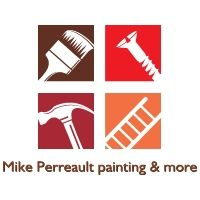 Mike Perreault painting & more