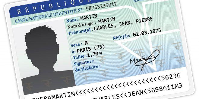 Cartes D Identite Carte D Identite Carte Nationale Et Cartes
