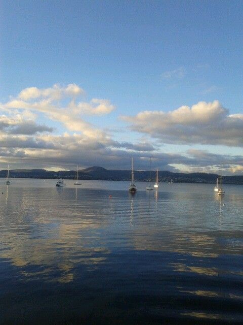 Hobart... how's the Serenity