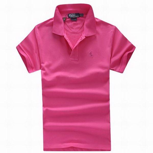ralph lauren classic unisex polo shirt hot pink. Black Bedroom Furniture Sets. Home Design Ideas