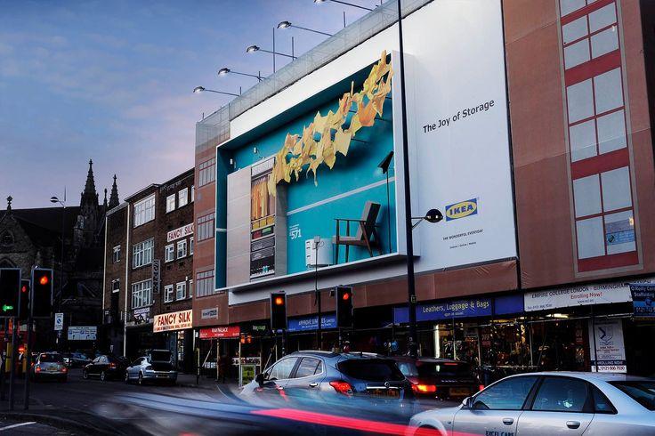 blowUP media (UK): IKEA, Birmingham - Birmingham Central