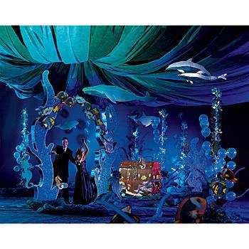 232 best under the sea images on pinterest little for How can prom venues be decorated
