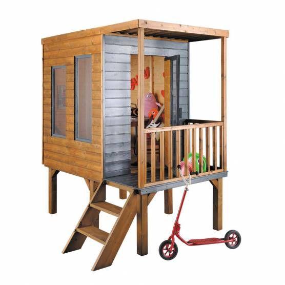 25 b sta id erna om kinder gartenhaus p pinterest spielhaus garten kinder spielhaus garten. Black Bedroom Furniture Sets. Home Design Ideas