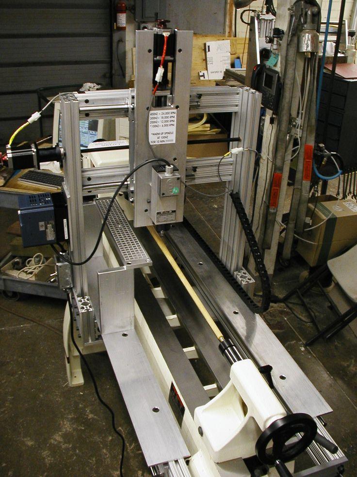 CNC Pool Cue System