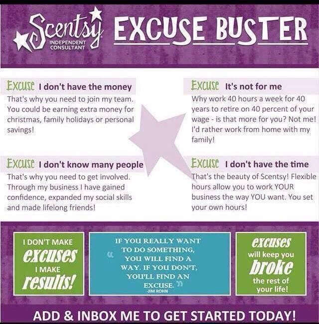 I'm so grateful to have joined Scentsy.  Work when I want...how much or how little I want.  My Scentsy commissions will be paying for Christmas this year!