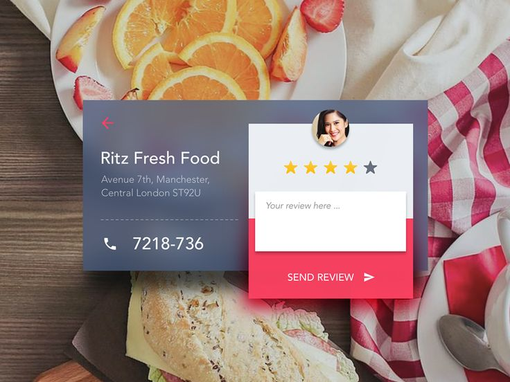 :: 7/10 Sketch Freebies Resource ::  Halo, this my 7th shot for my freebies sketch resource.  And today, is time for simple review modal in pop-up for restaurant website. How its still look beautif...