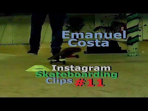Emanuel Costa - Instagram Skateboarding Clips 11